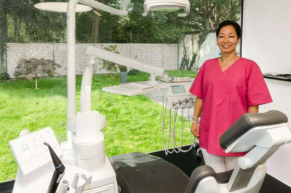 Zahnarztpraxis Zahnärztin Hannover Petra Marx für Implantologie, Prophylaxe, ästhetische Zahnmedizin, CEREC, Parodontose Behandlung, Kinderzahnheilkunde